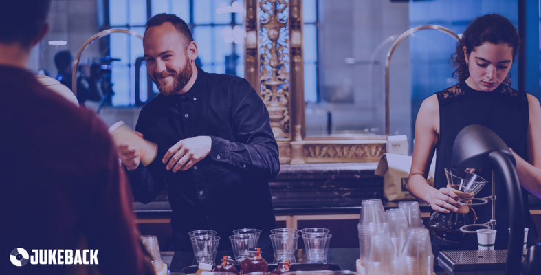 Comment un Jukeback pourrait faire gagner du temps à vos barmen
